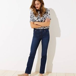 NWT LOFT Women's Modern Bootcut Jeans